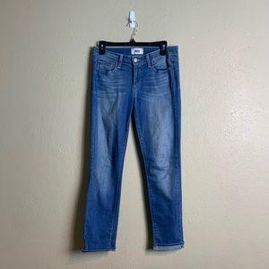 Paige Kylie crop jeans 28 k27